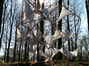 04_makelab-hooke-park___group-stretched-tetrahedrons_final-installation-in-the-forest_credits-jeroen-van-ameijde